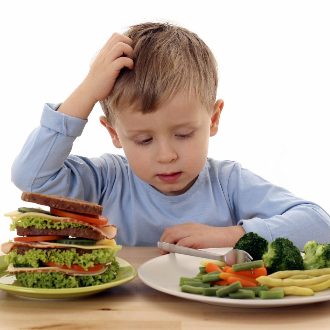 10 alimentos fundamentais para as crianças comerem