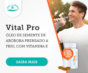 Vital Pro - óleo de semente de abóbora prensado a frio, com vitamina E